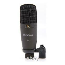 Presonus AudioBox iTwo Studio Complete Recording Bundle