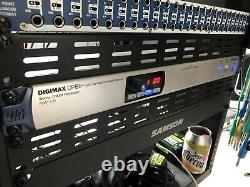 Presonus DP88 8 Channel Preamp AD/DA Converter Audio Interface ADAT Expander