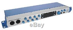 Presonus Studio 1824 18x18 USB Audio Recording Interface with 8 XMAX Mic Preamps
