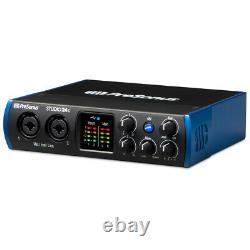 Presonus Studio 24C 2-Kanal USB Audio-Interface
