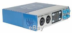 Presonus Studio 26 2x4 USB 2.0 Audio Recording Interface+Condenser Microphone