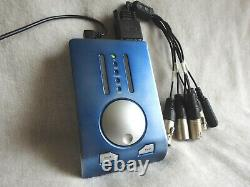 RME BabyFace blue USB High Speed Audio Interface RME has the best drivers