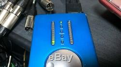 RME Babyface Blue Edition USB Audio Interface (with breakout cables and bag)