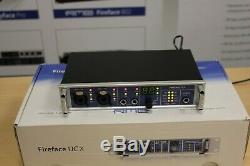 RME Fireface UCX USB 2.0 & Firewire Audio Interface (Mac/Windows)