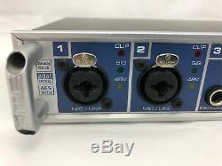 RME Fireface UC USB Audio Midi Interface