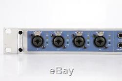 RME Fireface UFX USB Firewire Audio Recording Interface Read Description #36319