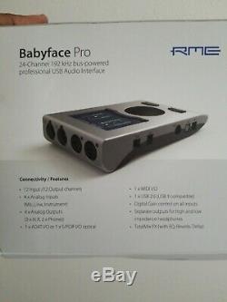 RME Pro 24 Babyface USB Audio Interface
