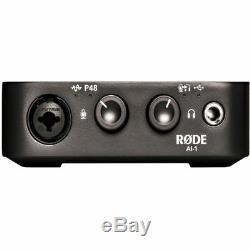 Rode AI-1 Studio USB Audio Interface UPC 698813005130