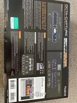 Roland OCTA-capture Mixer UA-1010 Usb Audio Interface Hardly Used Boxed