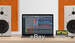 Roland Ua-4fx2 Stream Station Usb Audio Interface+fl Studio Producer Software