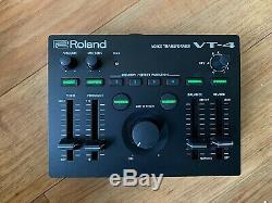 Roland VT-4 Voice Transformer Voice Transformer AIRA USB audio interface