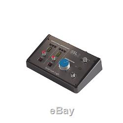 SSL 2 Premium 2-In/2-Out USB Audio Interface