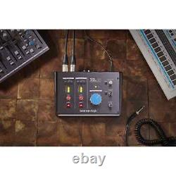 SSL 2+ Premium 2-In/4-Out USB Audio Interface