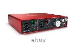 Scarlett 6i6 (2nd Gen) Audio Interface