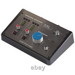 Solid State Logic 729702X1 SSL 2 USB Audio Interface