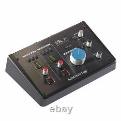 Solid State Logic SSL 2+ 2x4 USB Audio Interface 729704X1