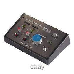 Solid State Logic SSL 2 USB Audio Interface (NEW)
