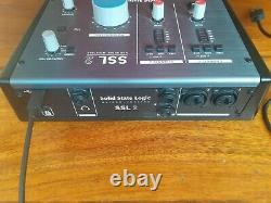 Solid State Logic (SSL) 2 USB audio interface 2 channels, excellent condition