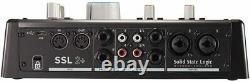 Solid State Logic Ssl-2+ Audio Interface