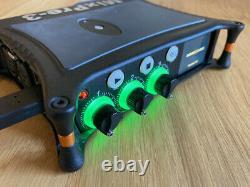 Sound Devices MixPre-3 audio recorder, mixer & USB interface