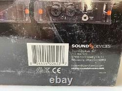 Sound Devices MixPre 6 Portable Audio Recorder / Mixer / USB Interface