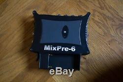 Sound Devices Mix Pre-6 Audio Recorder Mixer USB Audio Interface