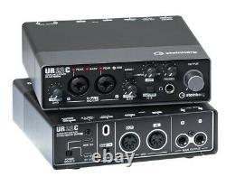Steinberg UR22C USB 3 Audio Interface