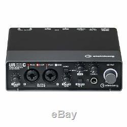 Steinberg UR22C USB Type-C Audio Interface