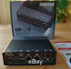 Steinberg UR22C Usb 3.1 Audio Interface