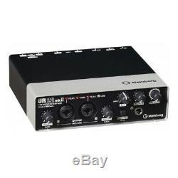 Steinberg UR22 MKII (MK2) 2.0 USB Audio-Interface-Soundkarte UR-22 NEU