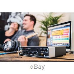 Steinberg UR242 4x2 USB Audio Recording Interface for MAC PC iOS with Cubase AI