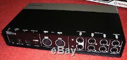 Steinberg UR44, 6x4 USB 2.0 Audio-Interface mit 4x D-PREs, 24-Bit/192 kHz, MIDI