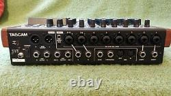 TASCAM Model 12, 12 Track Multitrack Recorder USB Audio Interface Immaculate