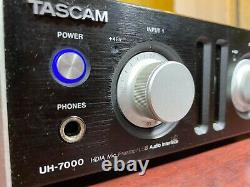 TASCAM UH7000 USB Audio Interface and Mic Preamp