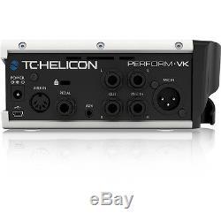 TC Helicon Perform VK Vocal Harmony Keyboard Processor USB MIDI Audio Interface