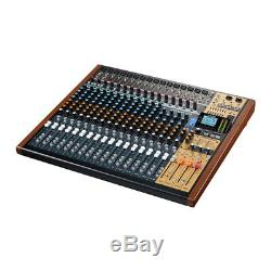 Tascam Model 24 Multitrack Recorder with Integrated USB Audio Interface (NEW)