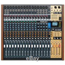 Tascam Model 24 Multitrack Recorder with USB Audio Interface (OPENED BOX)