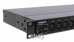 USB Audio MIDI Interface Tascam US 16 Eingänge 8 Ausgänge Audio USB-Kabel fehlt