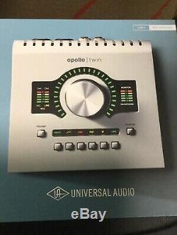 Universal Audio APTWUSB Apollo Twin USB High-Resolution USB Interface