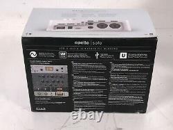 Universal Audio Apollo Solo Heritage Edition USB Audio Interface