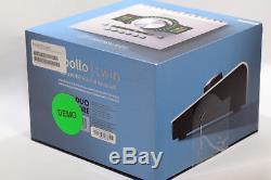 Universal Audio Apollo Twin Duo Core Analog Recording Interface USB 3 Windows