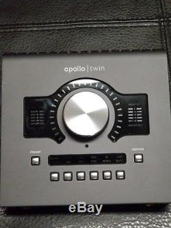 Universal Audio Apollo Twin MKII DUO Thunderbolt interface