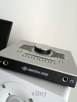 Universal Audio Apollo Twin USB 3 Interface For Windows