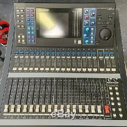 Yamaha LS9-16 Digital Mixing Desk PA/Recording Audio USB Interface + Flightcase