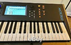 Yamaha MODX6 61-Key Synth DAW VST Control USB Audio Interface Keyboard with MIDI