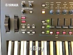 Yamaha Modx6 61-key Synth Daw Vst Control Usb Audio