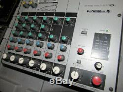 Yamaha MW10c USB Mixer Audio Interface 10 Channels Compression EQ with power