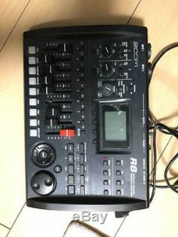 ZOOM R8 R-8 MultiTrak Recorder Sampler USB Audio Interface