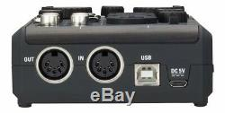 ZOOM U-24 USB 2 In 4 Out Handy Mobile Recording and Performing Audio Interface