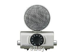 Zoom H6 24-Bit 96kHz WAV/MP3 Handy Audio Recorder withUSB Computer Interface